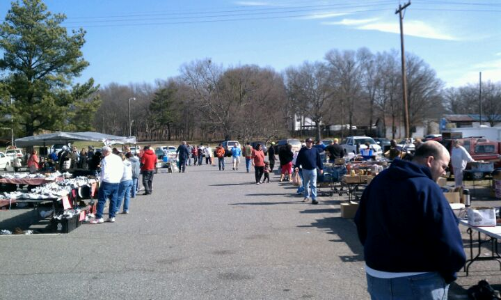 Kings mountain flea market
